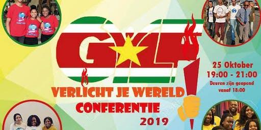 GYLF Verlicht je wereld conferentie