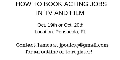 How to Book Acting Jobs in TV & Film with Cathy Reinking tickets