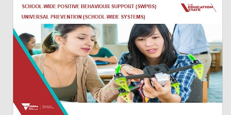 SWPBS Universal Prevention Two Day Team Workshop tickets
