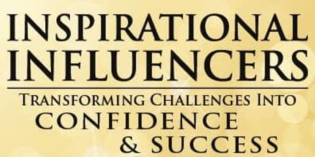 Inspirational Influencers Book Launch tickets