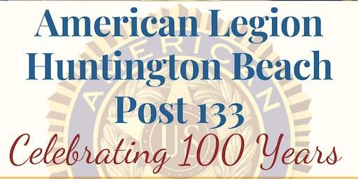 American Legion Post 133 Centennial Celebration