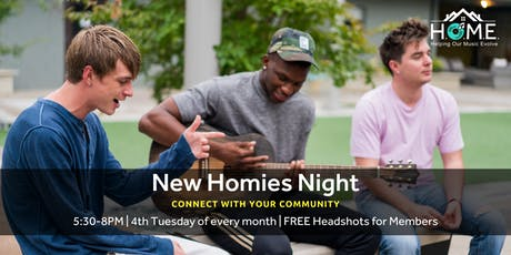 New Homies Night tickets