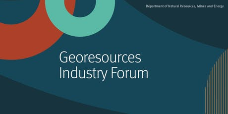 Georesources Industry Forum - morning session tickets