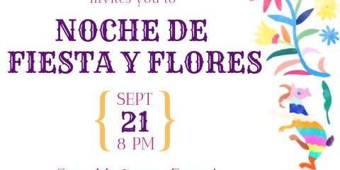 Noche de Fiesta y Flores
