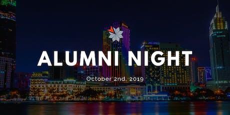 MIB Alumni Night - Early Bird Student Sign Up tickets