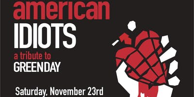 AMERICAN IDIOTS GREEN DAY TRIBUTE, ROCKAWAY REJECTS RAMONES TRIBUTE
