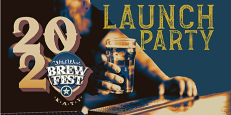 Wild West Brewfest 2020 Launch Party! tickets