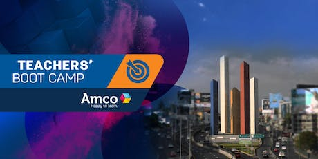 Amco Teachers' Boot Camp | Sede CDMX Norte boletos