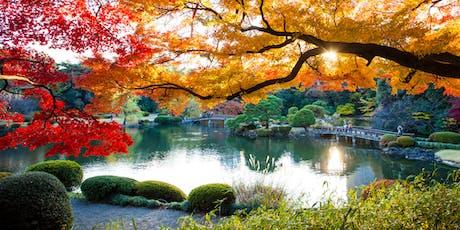 Wonders of Japan Information Evening   Launceston tickets