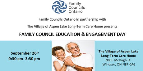 FAMILY COUNCIL EDUCATION & ENGAGEMENT DAY tickets