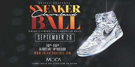 The 2nd Annual Cleveland SneakerBall tickets