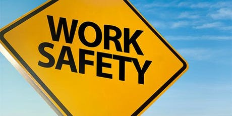 Workshop: Safety in the Workplace tickets