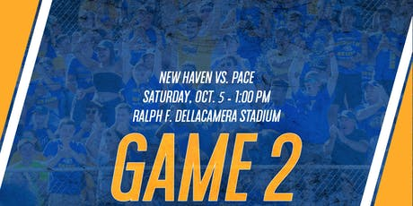 GAME 2: New Haven Football vs. Pace (Game Tickets & Preferred Parking) tickets