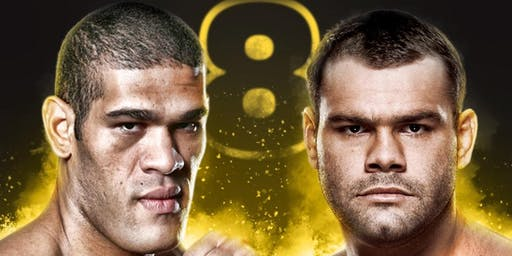 "BKFC 8: Antonio ""Bigfoot"" Silva vs. Gabriel Gonzaga"