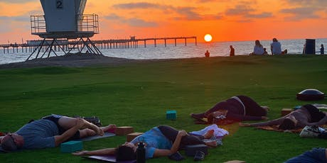 Sunset Yoga tickets