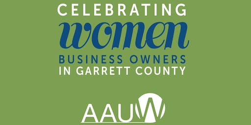 Reception to Celebrate Women Business Owners in Garrett County