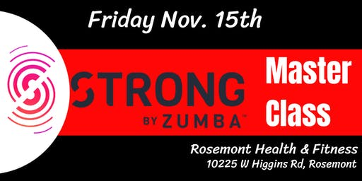 STRONG by Zumba in Rosemont