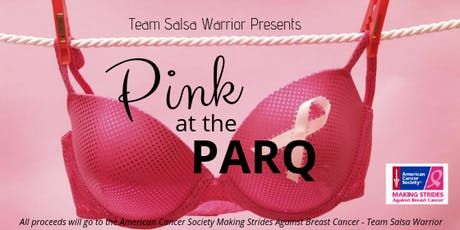 Pink at the PARQ tickets