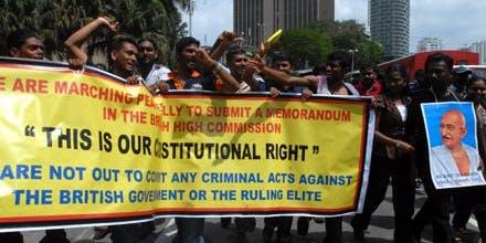 ANU Malaysia Institute - Malaysian Indians: Finding a Political Voice