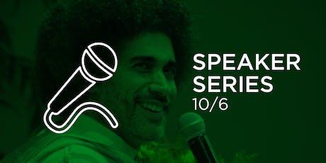 Speaker Series with Hisham Mahmoud tickets