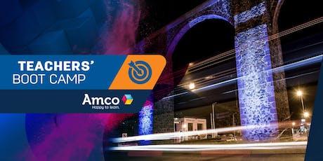 Amco Teachers' Boot Camp | Sede Querétaro entradas