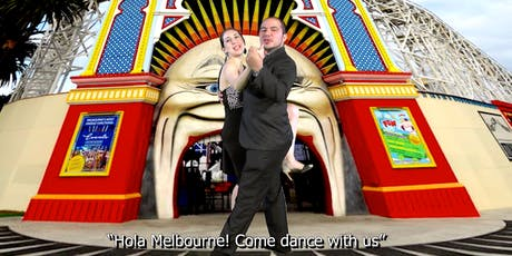 2 x 4 = T A N G O! At Hola Melbourne Latin Festival tickets