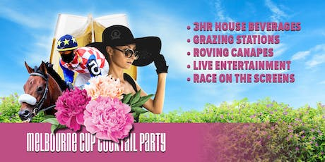 Melbourne Cup Cocktail Party tickets