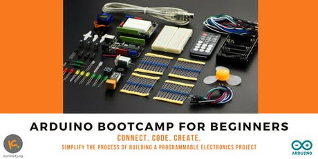 Arduino for Beginners: 2-Day Bootcamp, 10 & 17 Oct 2019 tickets