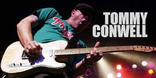 Tommy Conwell Saturday October 26 7:30 PM $ 15 + Fees