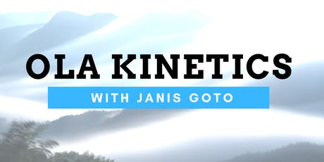 Ola Kinetics: Integrated Flow Between West and East with Janis Goto tickets