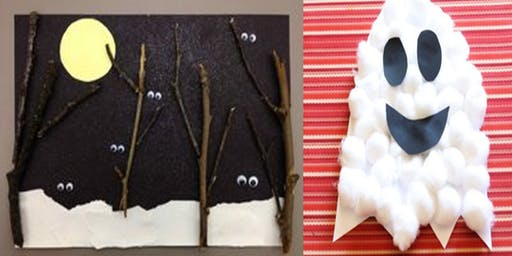 Night scape and ghosts (Gulgong Library, ages 3-5)