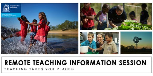 Remote Teaching Information Session