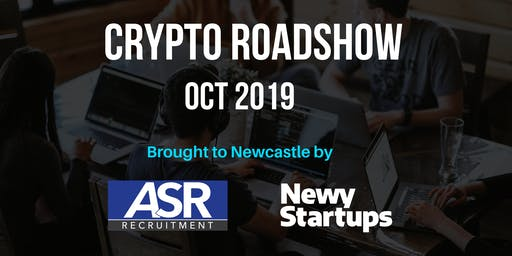 NEWCASTLE  -  The Inaugural Blockchain Australia National Meetup Roadshow