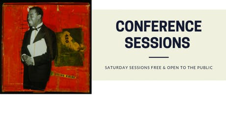 IMPROVISATION: SATURDAY CONFERENCE SESSIONS tickets