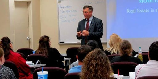 New Broker Business Practice Course (El Paso, Texas)
