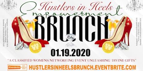 Hustlers In Heels Brunch Womens Empowerment tickets