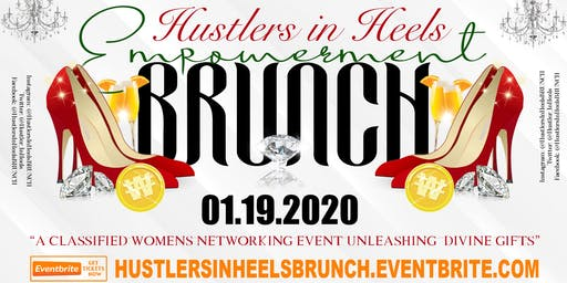 Hustlers In Heels Brunch Womens Empowerment