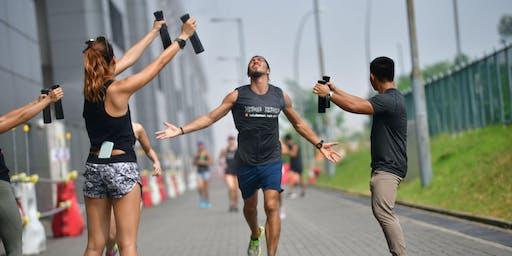 [RUN]Hong Kong lululemon Run Club - Extra Miles