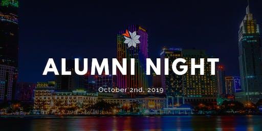 MIB Alumni Night - Staff Sign Up