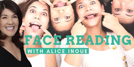 Physiognomy: The Basics of Reading Faces with Alice Inoue tickets