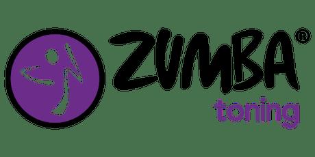 Zumba Toning Fitness Class tickets
