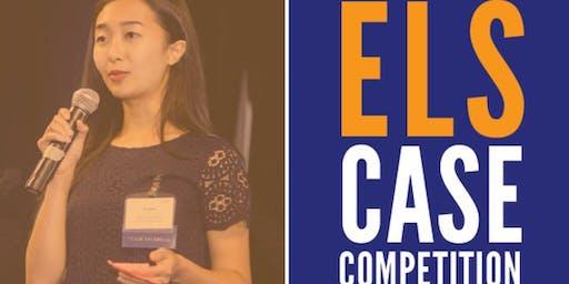 ELS Case Competition Team/Mentor Orientation