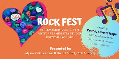 Rock Fest: Kindness Rock Event