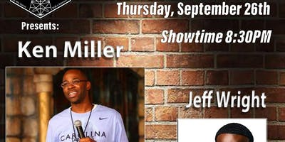 Iron Cow Comedy Presents: Ken Miller ft Jeff Wright