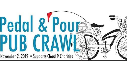 Pedal & Pour Pub Crawl