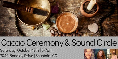 Cacao Ceremony & Sound Circle tickets