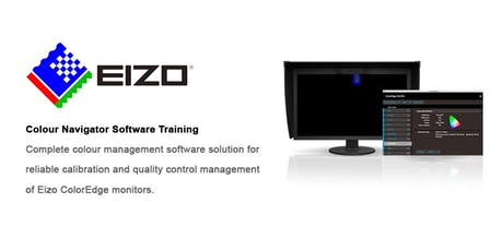 Kayell Australia: Eizo Color Navigator Training Navigator Training Syd tickets