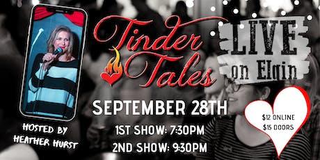 Tinder Tales Live in Ottawa! tickets