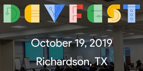 DevFest DFW 2019 tickets