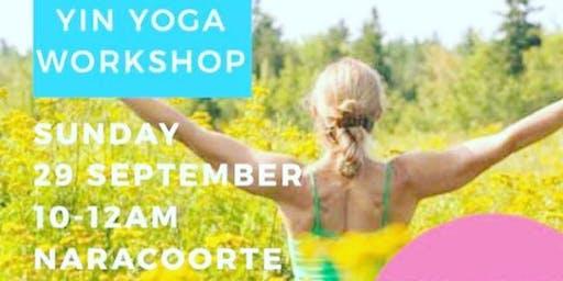 Spring Yin Yoga Workshop
